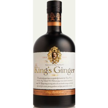 KING'S GINGER WHISKY LIQUEUR 0.50 Ltr 41%