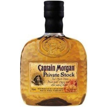 CAPTAIN MORGAN PRIVATE STOCK PUERTO RICO 1 Ltr 40%