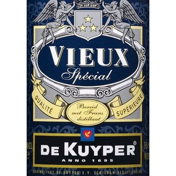 DE KUYPER VIEUX 0.50 Ltr 35%