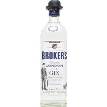 BROKERS GIN 0.70 Ltr 40%