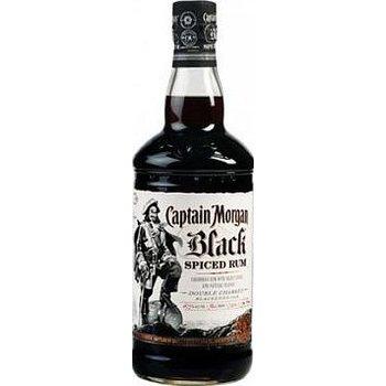 CAPTAIN MORGAN BLACK SPICED 1 Ltr 40%