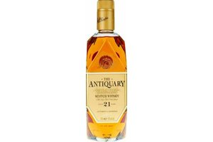 ANTIQUARY 21 YEARS NEW EDITION 0.70 Ltr 43% Blend Whisky