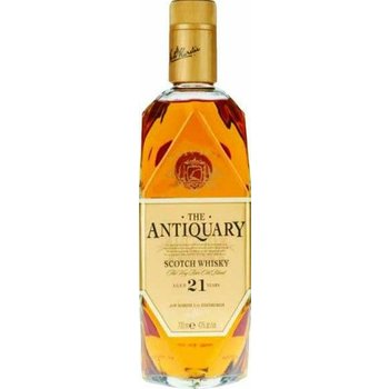 ANTIQUARY 21 YEARS NEW EDITION 0.70 Ltr 43%
