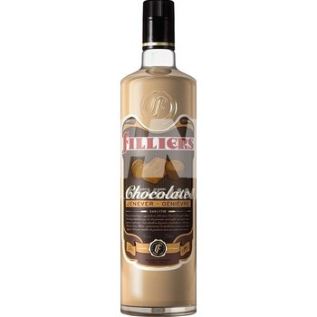 FILLIERS CHOCOLATE JENEVER 0.70 Ltr 17%