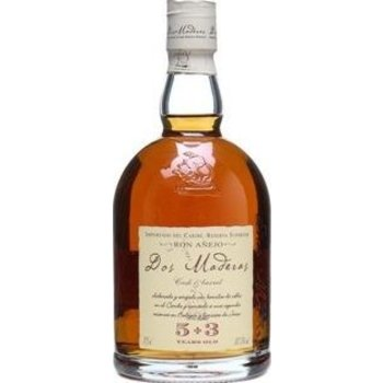DOS MADERAS ANEJO 5YEARS & 3YEARS 0.70 Ltr 37.5%