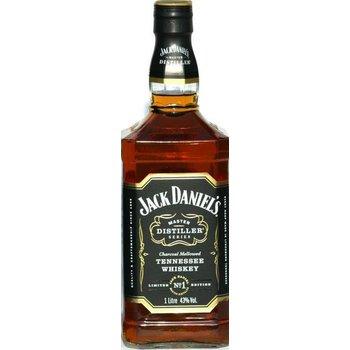 JACK DANIELS MASTER DISTILLERS NO:1 0.70 Ltr 43%