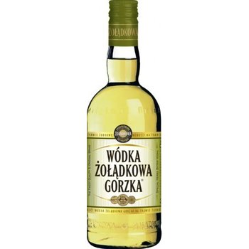 ZOLADKOWA GORZKA BISON GRASS 0.50 Ltr 38%