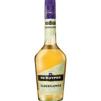 DE KUYPER ELDERFLOWER 0.70 Ltr 20%