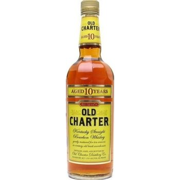OLD CHARTER 10 YEARS 0.75LTR! 0.75 Ltr 43%
