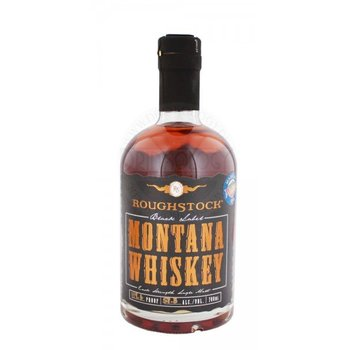 ROUGHSTOCK MONTANA BLACK LABEL  0.70 Ltr 59.8%