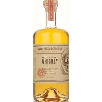 ST.GEORGE CALIFORNIAN MALT 0.75 Ltr 43%