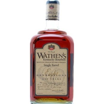 WATCHEN'S KENTUCKY BOURBON 0.75LTR! 0.75 Ltr 47%