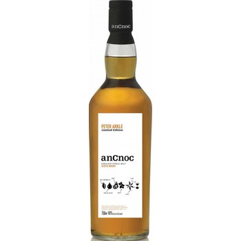 AN CNOC PETER ARKLE LIMITED EDITION 1 Ltr 46%
