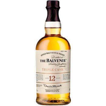 BALVENIE 12 YEARS TRIPLE CASK 1 Ltr 40%