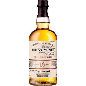 BALVENIE 16 YEARS TRIPLE CASK 0.70 Ltr 40%