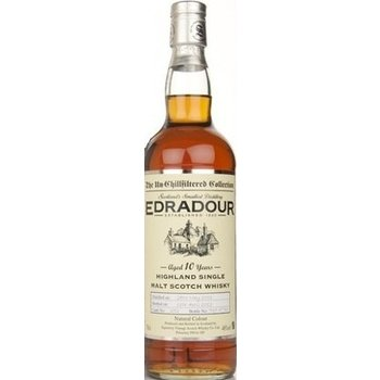 EDRADOUR 10 YEARS 2005 UNCHILLFILTERED 0.70 Ltr 46%