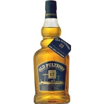 OLD PULTENEY 17 YEARS 0.70 Ltr 46%