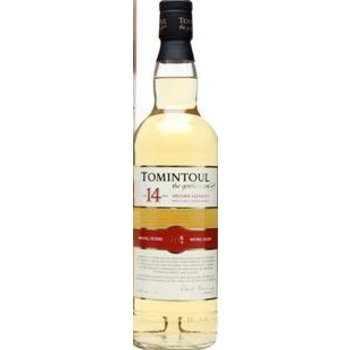 TOMINTOUL 14 YEARS 0.70 Ltr 46%