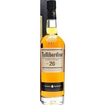 TULLIBARDINE 20 YEARS 0.70 Ltr 43%