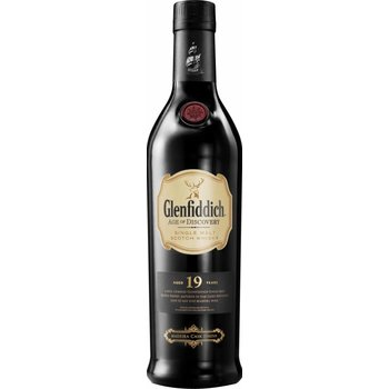 GLENFIDDICH 19 YEARS AGE OF DISCOVERY MADEIRA 0.70 Ltr 40%