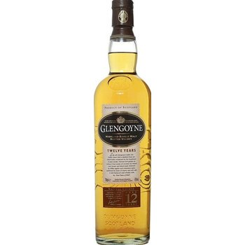 GLENGOYNE 12 YEARS 0.70 Ltr 43%