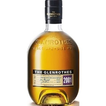 GLENROTHES 2001 0.70 Ltr 43%