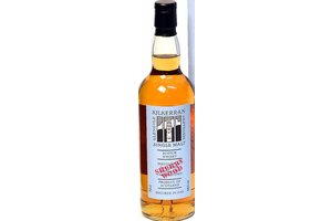 KILKERRAN SINGLE MALT WIP V SHERRY niet leverbaar! 0.70 Ltr 46% Campbeltown Whisky