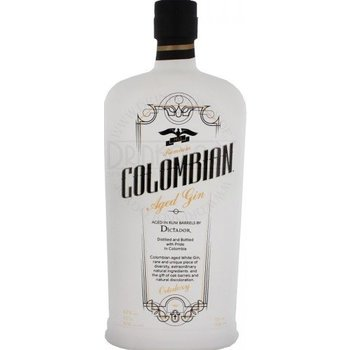 COLOMBIAN AGED WHITE GIN 0.70 Ltr 43%