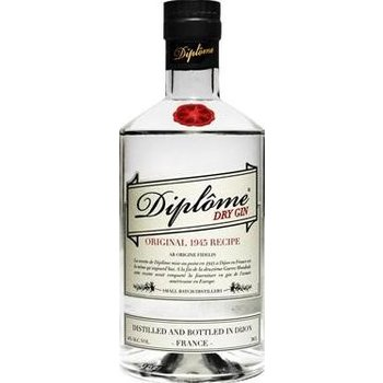 DIPLOME DRY GIN 0.70 Ltr 44%