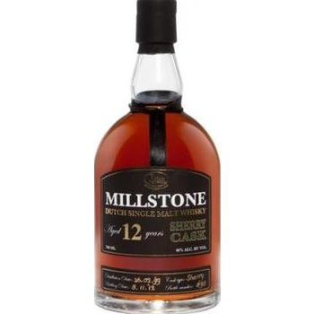 MILLSTONE 12 YEARS SHERRY CASK 0.70 Ltr 46%