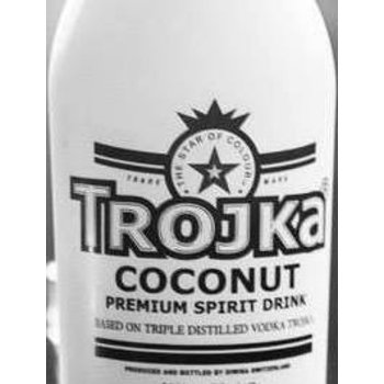 TROJKA COCONUT 0.70 Ltr 21%