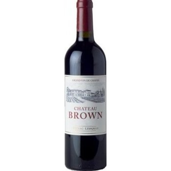 CHATEAU BROWN ROUGE PESSAC 3 Ltr 13.5%