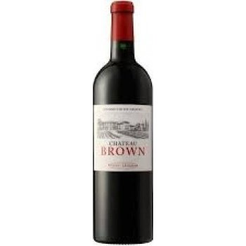 CHATEAU BROWN ROUGE PESSAC 2005 0.375 Ltr 13.5%