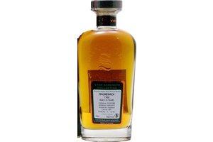 BALMENACH 1988 SIG 0.70 Ltr 55.7% speyside livet whisky