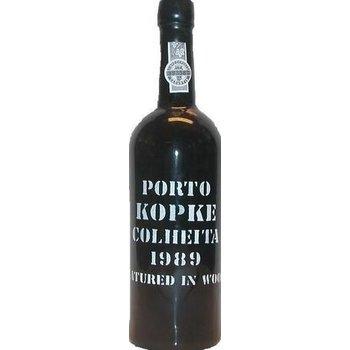KOPKE COLHEITA 1989 0.75 Ltr 20%