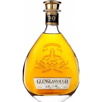 GLENGLASSAUGH 40 YEARS 0.70 Ltr 43%