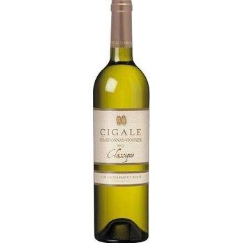 CIGALE CLASSIQUE CHARDONNAY VIOGNIER 2016 0.75 Ltr 12.5%