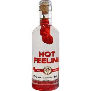 HOT FEELING CHILI VODKA 0.50 Ltr 40%