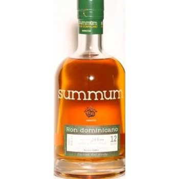 RUM RON DOMINICANO SUMMUM WHISKY FINISH 0.70 Ltr 43% dominicaans