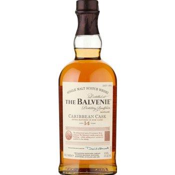 BALVENIE 14 YEARS CARRIBEAN CASK 0.70 Ltr 43%