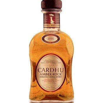 CARDHU AMBER ROCK 0.70 Ltr 40%