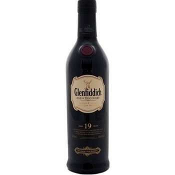 GLENFIDDICH 19 YEARS AGE OF DISCOVERY WINE 0.70 Ltr 40%