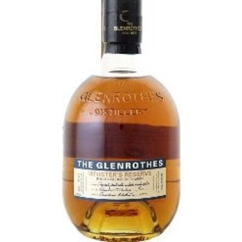 GLENROTHES MINISTERS RESERVE 0.70 Ltr 43%