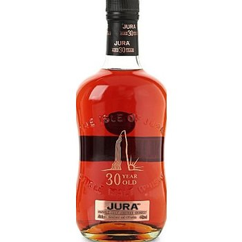 ISLE OF JURA 30 YEARS 0.70 Ltr 44%
