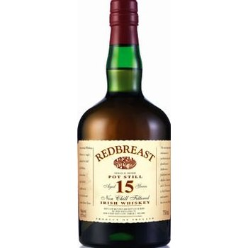 REDBREAST 15 YEARS 0.70 Ltr 46%