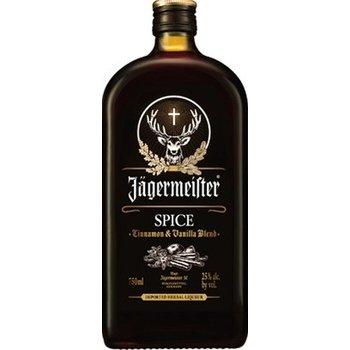 JAGERMEISTER SPICE WINTERKRAUTER 0.70 LTR 25%