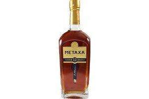 METAXA 12 STAR 0.70 Ltr 40%