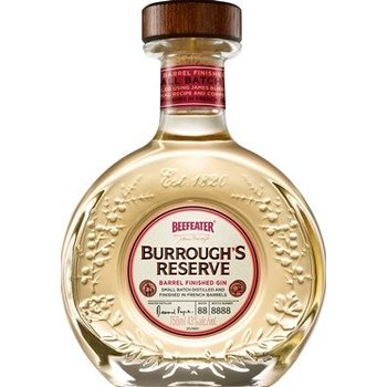 BEEFEATER BURROUGHS RESERVE GIN 0.70 Ltr 43%