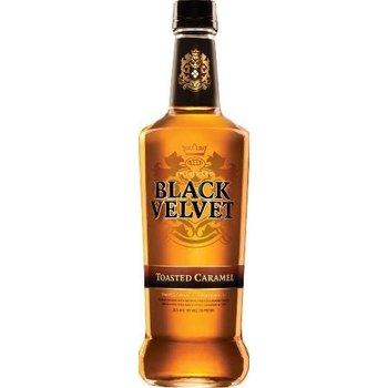 BLACK VELVET TOASTED CARAMEL 0.70 Ltr 35%