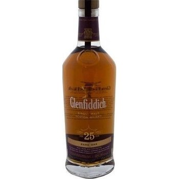 GLENFIDDICH 25 YEARS DIST 0.70 Ltr 43%